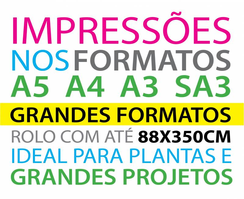 Impress�o Colorida